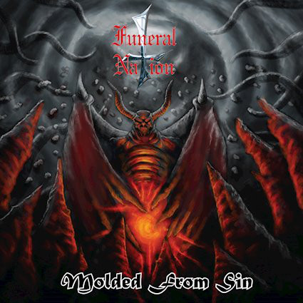 FUNERAL NATION - Molded From Sin CD