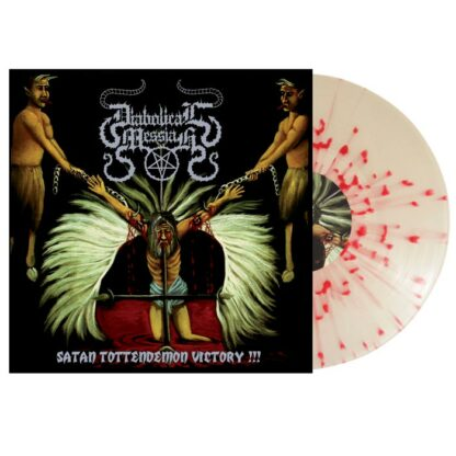 DIABOLICAL MESSIAH - Satan Tottendemon Victory LP
