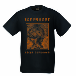 ISTENGOAT - Atlas Shrugged T-SHIRT