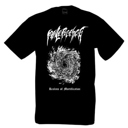 MALEFICENCE - Realms of Mortification T-SHIRT