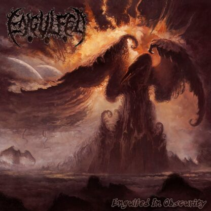 """ENGULFED - Engulfed in Obscurity 12""""LP"""