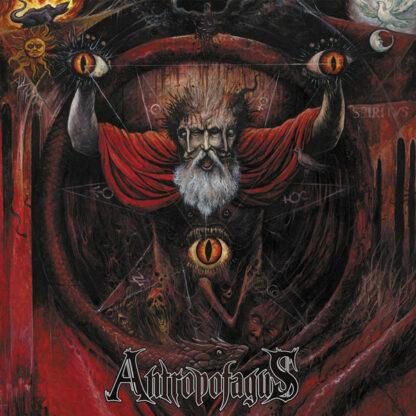 ANTROPOFAGUS - Methods Of Resurrection Through Evisceration LP