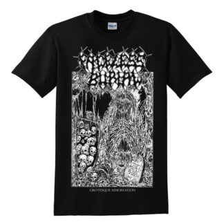 FACELESS BURIAL - Grotesque Miscreation T-SHIRT