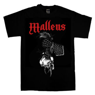 MALLEUS - Storm Of Witchcraft T-SHIRT