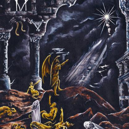 MALUM - Night Of The Luciferian Light LP