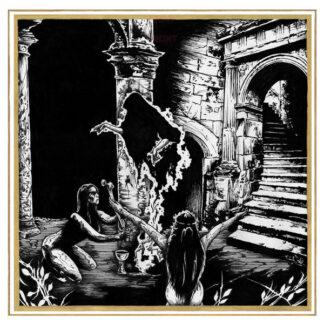 MALUM / LATHSPELL - Luciferian Nightfall (Split) LP