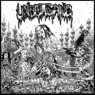 UNDERGANG - Til Døden Os Skiller LP