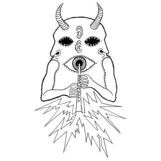 OKSENNUS - Sokea Idiootti LP