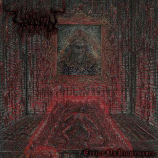 VALDRIN - Effigy Of Nightmares LP