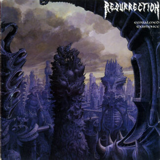 RESURRECTION - Embalmed Existence CD