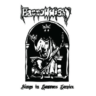 BARROW WIGHT ‎– Kings In Saurons Service LP