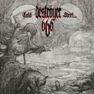 DESTRÖYER 666 - Cold Steel...For An Iron Age PICT.LP (Gatefold)