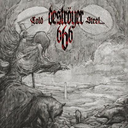 DESTRÖYER 666 - Cold Steel...For An Iron Age PICT.LP (Gatefold)