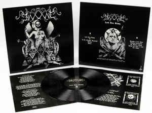 HAXXAN - Loch Ness Rising LP