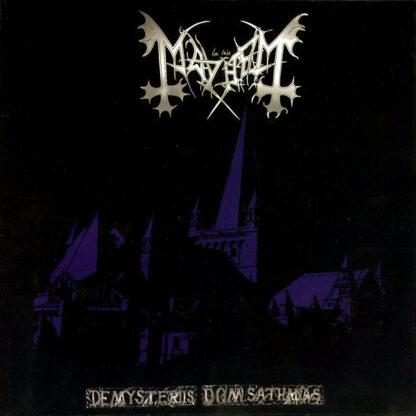 MAYHEM - De Mysteriis Dom Sathanas LP