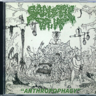 SADISTIC DRIVE - Anthropophagy CD