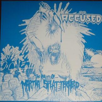 ACCÜSED - The Return of Martha Splatterhead LP