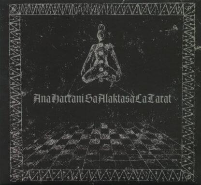 ACHERONTAS - CRIMSON MOON - AKRABU - SHIBALBA - Ana Harrani Sa Alaktasa La Tarat (Split) CD (Digi)