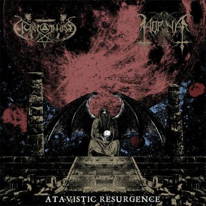 ACHERONTAS - HORNA - Atavistic Resurgence (Split) CD