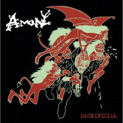 AMON - Sacrificial CD