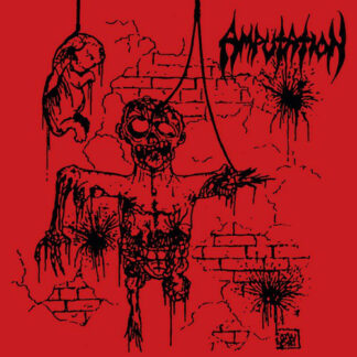 AMPUTATION - Slaughtered in the Arms of God LP