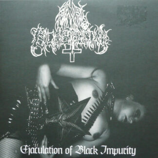 "ANAL BLASPHEMY - Ejaculation Of Black Impurity 10""MLP"