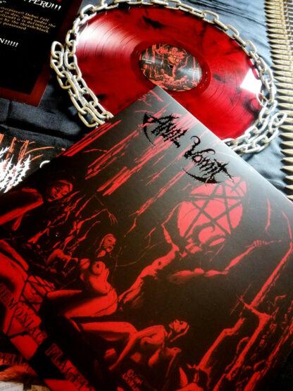 ANAL VOMIT - Demoniac Flagellations LP