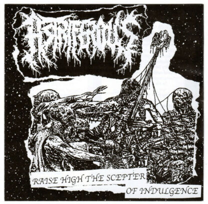 ASTRIFEROUS - Raise High the Scepter of Indulgence MCD