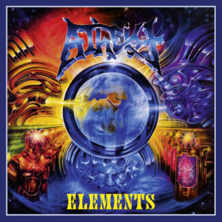ATHEIST - Elements CD & DVD