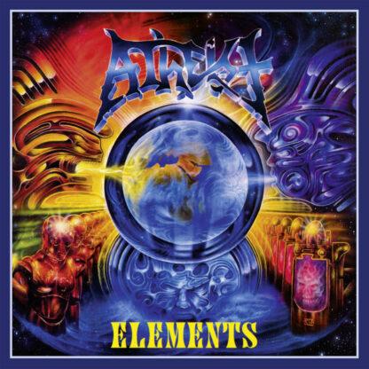 ATHEIST - Elements CD & DVD