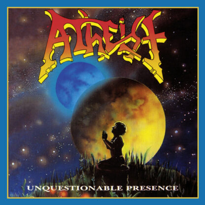 ATHEIST - Unquestionable Presence CD & DVD