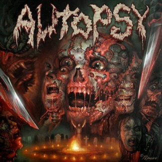AUTOPSY - The Headless Ritual CD