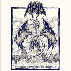 AZATH - Through a Warren of Shadow CD