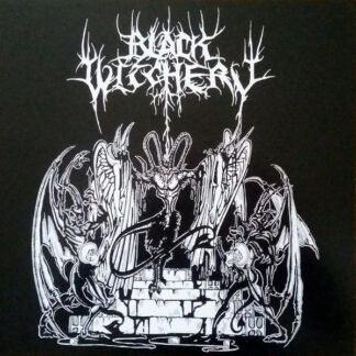 BLACK WITCHERY – Desecration Of The Holy Kingdom LP
