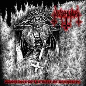 BLASPHERIAN - Allegiance To The Will Of Damnation LP
