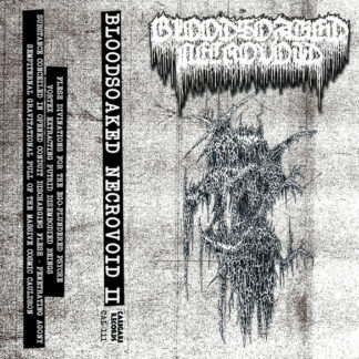 BLOODSOAKED NECROVOID - Demo II CASSETTE