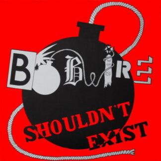 BOBWIRE - Shouldn't Exist LP