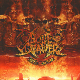 BONE GNAWER – Cannibal Crematorium LP