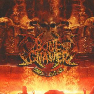 BONE GNAWER – Cannibal Crematorium LP