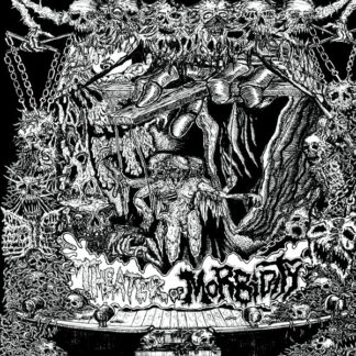 BONE SICKNESS - Theater Of Morbidity LP
