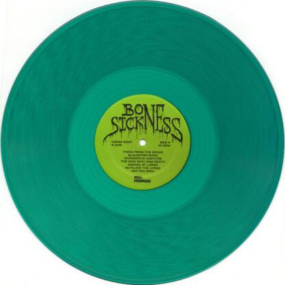BONE SICKNESS - Theater Of Morbidity LP