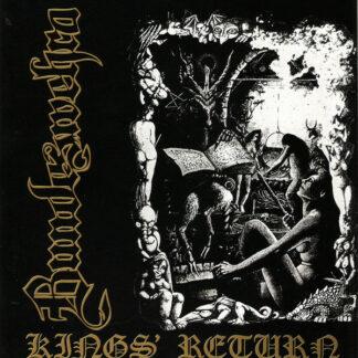BUNDESWEHRA - NERGAL - Necro Spell - Kings' Return (Split) CD 1