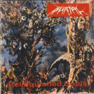 BURIAL - Relinquished Souls LP