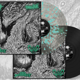 Blood Spore - Gutvoid - Soul Devourment - Coagulate - Split LP