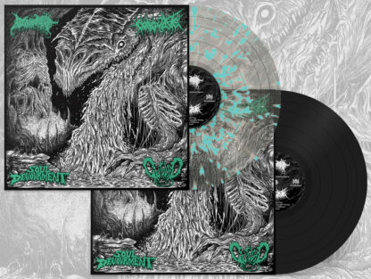 Blood Spore - Gutvoid - Soul Devourment - Coagulate - Split LP
