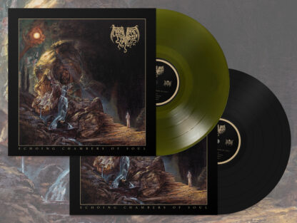 CADAVERIC FUMES - Echoing Chambers of Soul LP (Bundle)