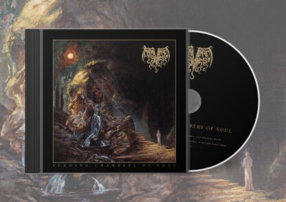 CADAVERIC FUMES - Echoing Chambers of Soul CD