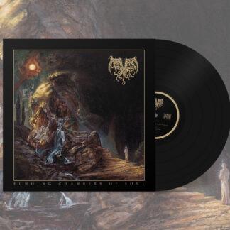 CADAVERIC FUMES - Echoing Chambers of Soul LP (Black Vinyl)