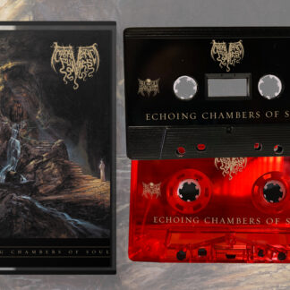 CADAVERIC FUMES - Echoing Chambers of Soul CASSETTE (Bundle)