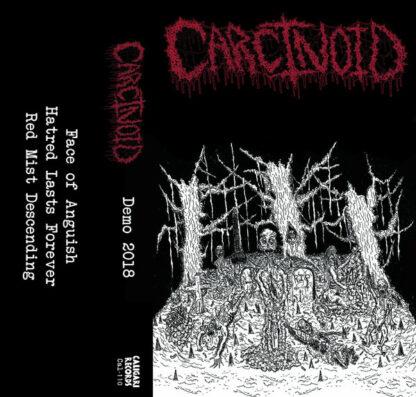CARCINOID - Demo 2018 CASSETTE